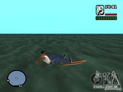 Cerf para GTA San Andreas por diante tela