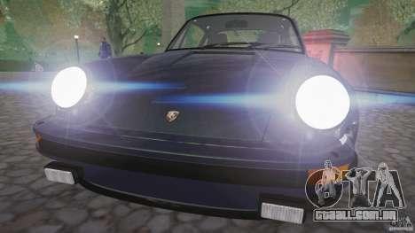 Porsche 911 1987 para GTA 4 vista direita