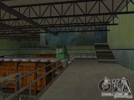 Área aberta 69 para GTA San Andreas segunda tela