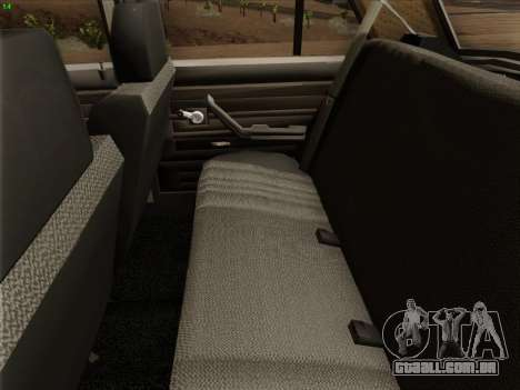 2105 Lada RIVA (exportação) 2.0 para GTA San Andreas