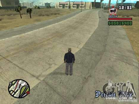 Todas Ruas v3.0 (Las Venturas) para GTA San Andreas quinto tela
