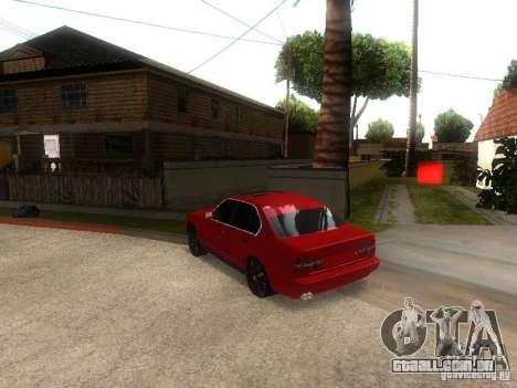 ENB-series 3 para GTA San Andreas segunda tela