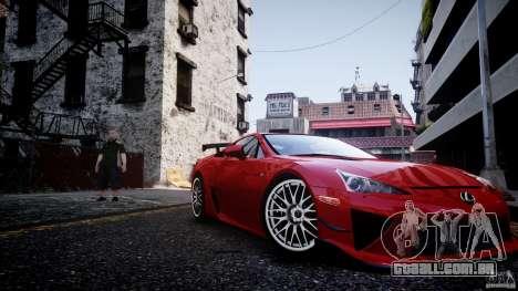 FrostENGINE ENB para GTA 4