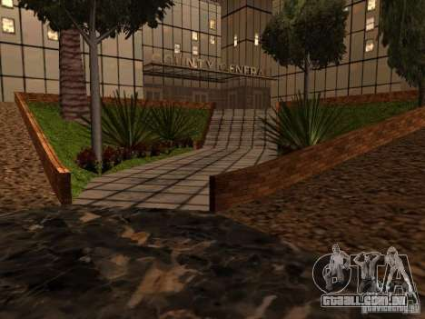 O novo hospital em Los Santos para GTA San Andreas sexta tela