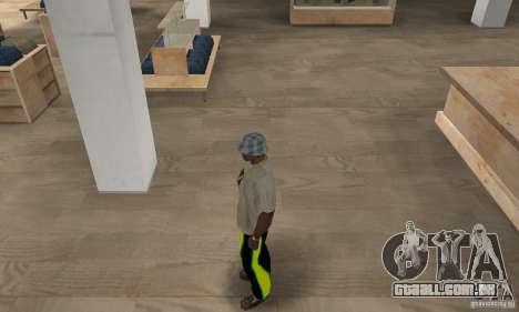 Calças para GTA San Andreas segunda tela