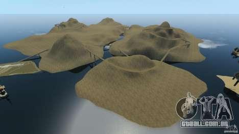 Desert Rally+Boat para GTA 4