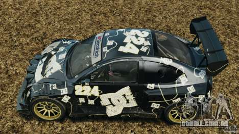 Colin McRae BFGoodrich Rallycross para GTA 4 vista direita