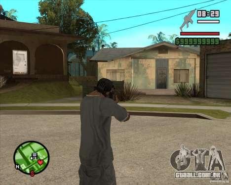 End Of Days: XM8 (HD) para GTA San Andreas terceira tela