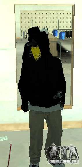 Vagos Gang Skins para GTA San Andreas sexta tela