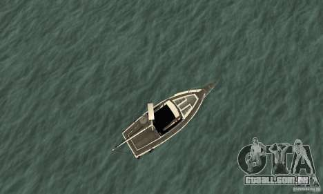 Reefer GTA IV para GTA San Andreas vista direita