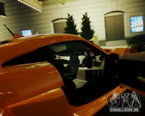 Noble M600 2010 para GTA 4