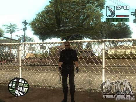 Wesker de RE5 para GTA San Andreas