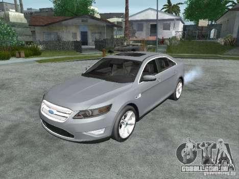 Ford Taurus para GTA San Andreas