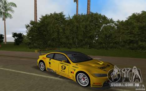 BMW M3 GT2 para GTA Vice City