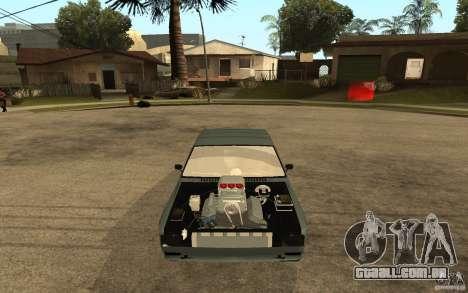 Chevrolet Cheville para GTA San Andreas vista direita