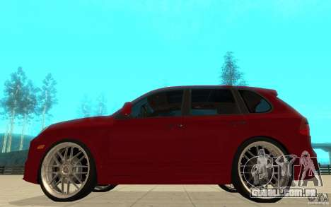Rim Repack v1 para GTA San Andreas nono tela