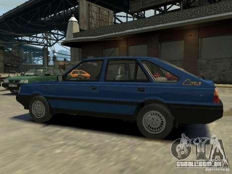FSO Polonez Caro para GTA 4 vista direita