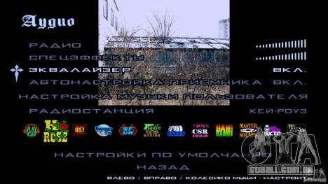 Telas de carregamento Chernobyl para GTA San Andreas sexta tela