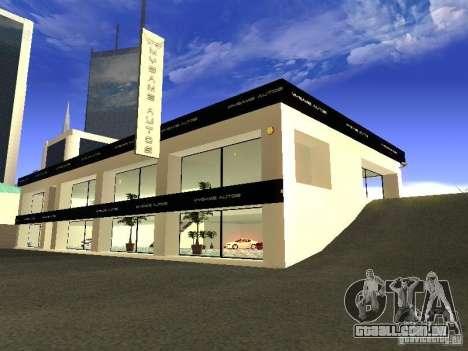 [HD] rede de garagens de automóveis de MyGame para GTA San Andreas