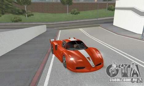 Ferrari FXX para GTA San Andreas
