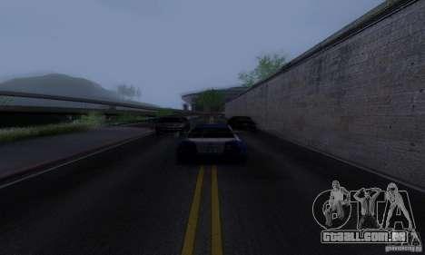 ENB Reflection Bump 2 Low Settings para GTA San Andreas sexta tela