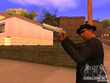 TeK Weapon Pack para GTA San Andreas quinto tela