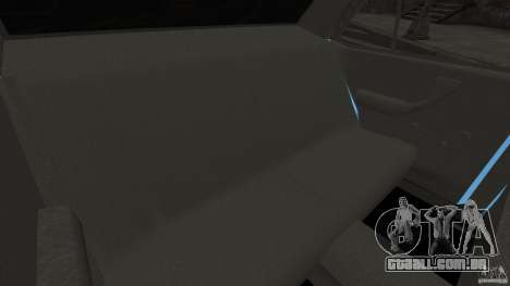 Tofas Dogan SLX EmreAKIN Edition para GTA 4 vista lateral