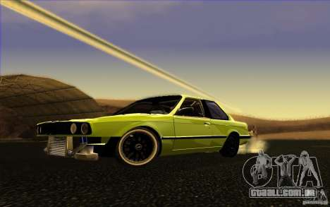 BMW E30 2.7T para GTA San Andreas
