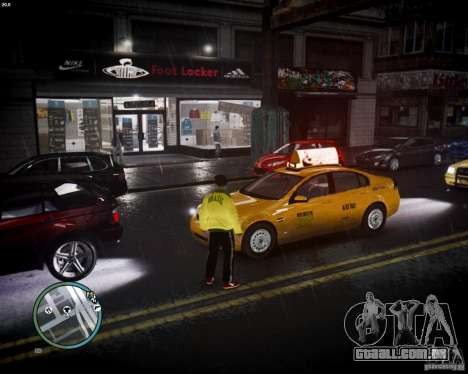 Foot Locker Shop v0.1 para GTA 4 quinto tela