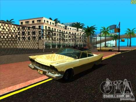 ENBSeries v1.6 para GTA San Andreas sexta tela