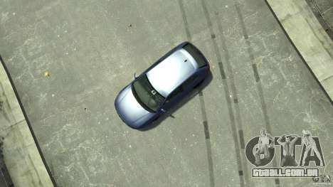 Audi S3 2006 v 1.1 não é tonirovanaâ para GTA 4 interior