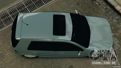 Volkswagen Golf Sportline 2011 para GTA 4 vista direita