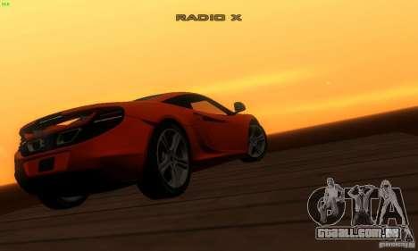 Ultra Real Graphic HD V1.0 para GTA San Andreas twelth tela