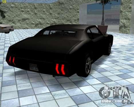 Novas máquinas de textura para GTA San Andreas segunda tela