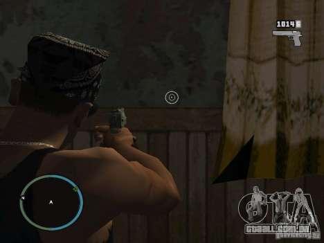 Câmera de GTA IV 1.0 para GTA San Andreas segunda tela