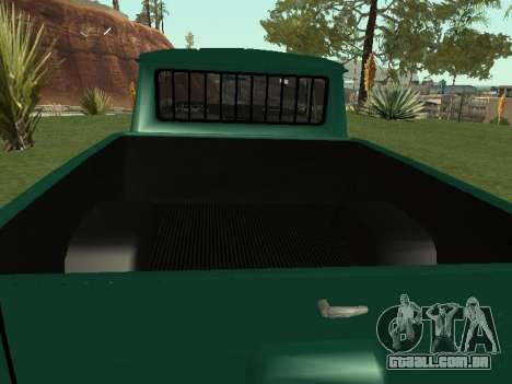 IZH 27151 PickUp para GTA San Andreas vista direita