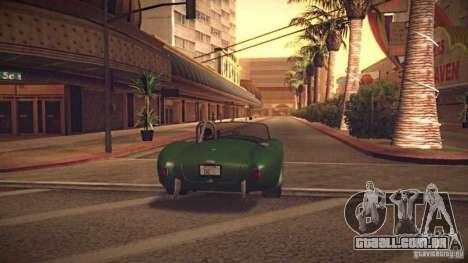 ENB v2 by Tinrion para GTA San Andreas terceira tela