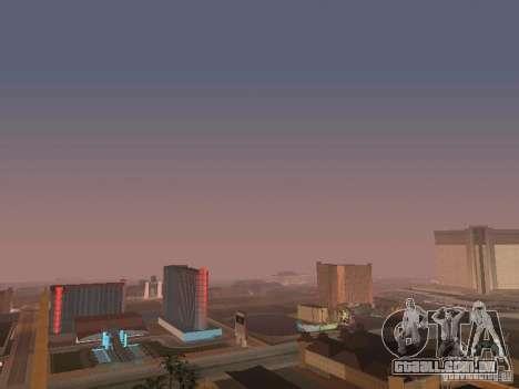 Timecyc Setup v 2.0 para GTA San Andreas sexta tela