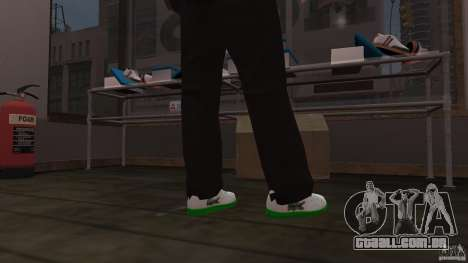 Lacoste runners para GTA 4 terceira tela