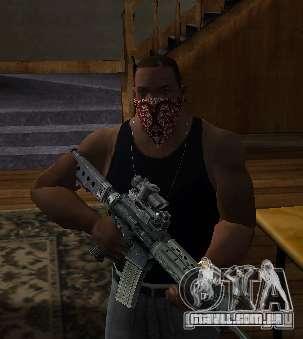 New Bandanas Style para GTA San Andreas segunda tela