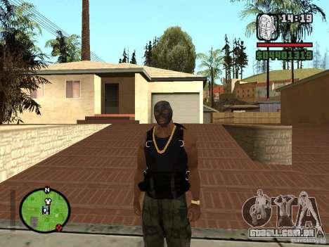 O novo pára-quedas para GTA San Andreas