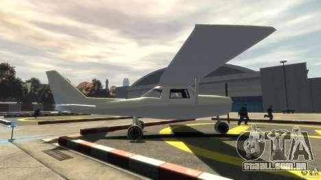 San Andreas Dodo para GTA 4 esquerda vista
