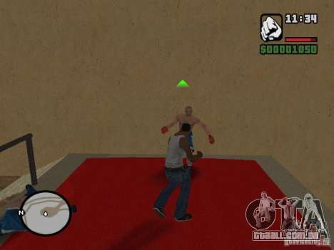 Training and Charging 2 para GTA San Andreas segunda tela