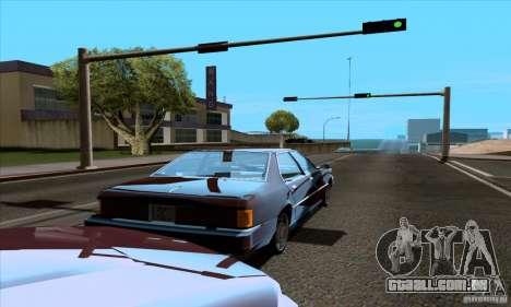 ENB Series v1.4 Realistic for sa-mp para GTA San Andreas oitavo tela