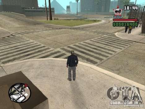 Todas Ruas v3.0 (Las Venturas) para GTA San Andreas por diante tela