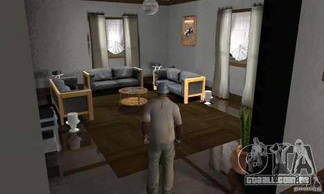 Novos esconderijos interiores para GTA San Andreas oitavo tela