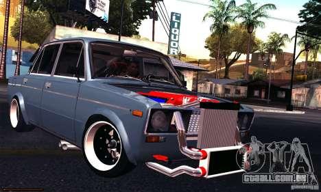 VAZ 2106 Turbo para GTA San Andreas