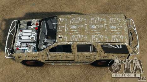 Chevrolet Tahoe 2007 GMT900 korch para GTA 4 vista direita