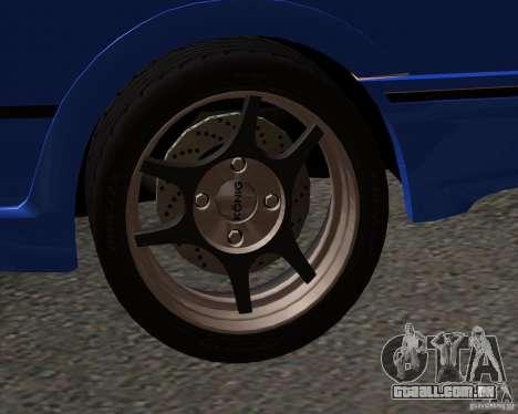 Z-s wheel pack para GTA San Andreas segunda tela