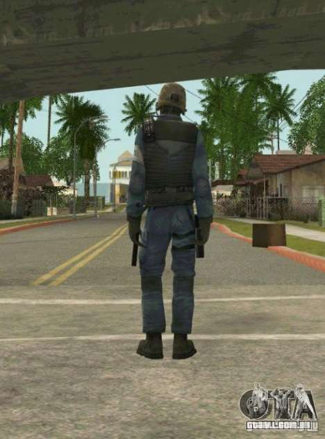 Counter-terrorist para GTA San Andreas sétima tela